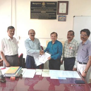MoU with Mangalore University