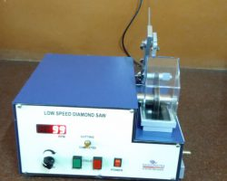 LOW SPEED DIAMOND CUTTER 2