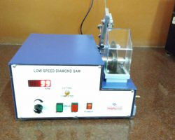 LOW SPEED DIAMOND CUTTER 3