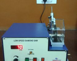 LOW SPEED DIAMOND CUTTER 4