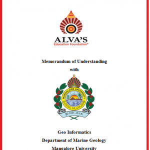 Dept of Geoinformatics, Mangalore University