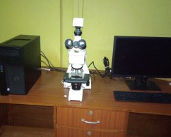 Metallurgical Microscope 1