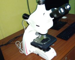 Metallurgical Microscope 2