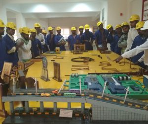 Student Internship @ L&T Construction Site 1