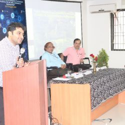 Address By Sri. Vivek Alva Managing Trustee Alva's Education Foundation